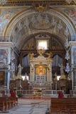 Basílica de Santa Maria en Ara Coeli imagenes de archivo