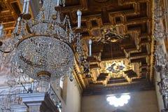 Basílica de Santa Maria en Ara Coeli fotos de archivo libres de regalías