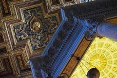 Basílica de Santa Maria en Ara Coeli foto de archivo