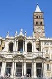 Basílica de Santa Maria Maggiore Foto de archivo libre de regalías