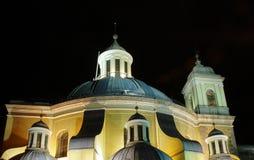 Basílica de St. Francis o grande Imagens de Stock