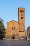 Basílica de St Francis, Ravena, Italia Imagen de archivo