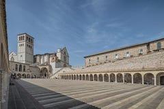 Basílica de St Francisco Imagen de archivo libre de regalías