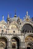 A basílica de St Mark Imagens de Stock