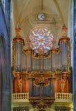 Basílica de St Michael, Bordéus imagens de stock