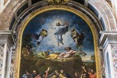 Basílica de St Peter, Cidade do Vaticano, Vaticano Imagens de Stock