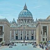 Basílica de St Peters Fotos de archivo