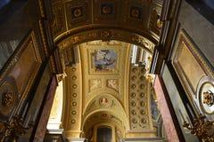 Basílica de St.Steven Foto de Stock Royalty Free