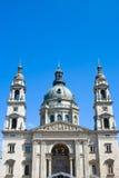 Basílica de Stephen de Saint em Budapest Fotos de Stock Royalty Free