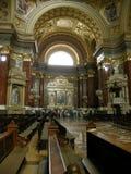 Basílica de Stephen del santo Fotos de archivo