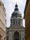 Basílica de Stephen del santo Imagen de archivo
