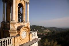 Basílica de Superga Turin imagem de stock