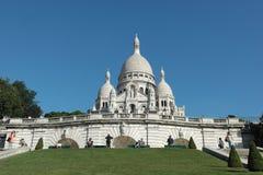 Basílica del corazón sagrado Fotos de archivo libres de regalías