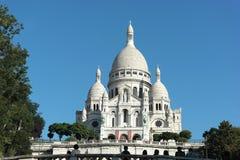 Basílica del corazón sagrado Imagen de archivo libre de regalías