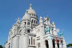 Basílica del corazón sagrado fotos de archivo