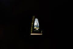 Basílica del ` s de San Pedro del ojo de la cerradura de los di Malta del Priorato del chalet Fotografía de archivo