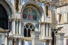 Basílica del ` s de St Mark en Venecia, Italia fotos de archivo libres de regalías
