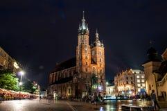 Basílica del ` s de St Mary Fotografía de archivo libre de regalías