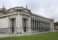 Basílica del santo Paul Outside las paredes Fotos de archivo libres de regalías