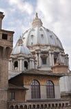 Basílica del St Peters Imagen de archivo libre de regalías