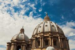 Basílica del St Peters Imagen de archivo