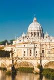 Basílica del St Peters Foto de archivo libre de regalías