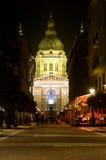 Basílica del St. Stephen Fotografía de archivo libre de regalías