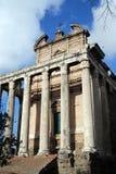 Basílica di Massenzio Foto de Stock Royalty Free