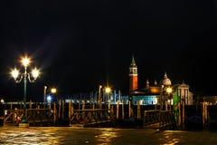Basílica Di San Giorgio Maggiore em Veneza Imagem de Stock Royalty Free