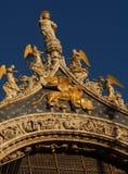Basílica di San Marco em Veneza Fotografia de Stock