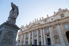 Basílica di San Pietro Fotos de Stock Royalty Free