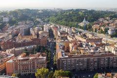 Basílica di San Pietro no Vaticano Imagem de Stock Royalty Free