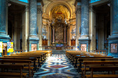 Basílica di Superga Foto de Stock