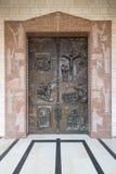 Basílica do aviso em Nazareth fotografia de stock royalty free