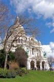 Basílica do coeur de Sacre - Paris Fotografia de Stock Royalty Free