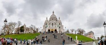 Basílica do coração sagrado Fotos de Stock Royalty Free