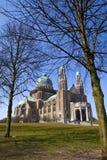 Basílica do coração sagrado em Bruxelas Fotos de Stock Royalty Free