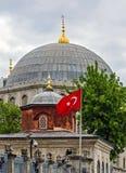 Basílica do Hagia Sophia Church foto de stock royalty free