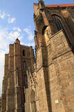 Basílica do nysa do St Jacob e da Agnes Fotografia de Stock