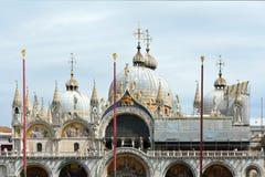 Basílica do ` s de St Mark de Veneza - Itália fotos de stock royalty free