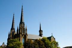 Basílica do ` s do St Dunstan fotografia de stock