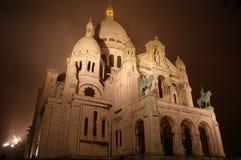 Basílica do Sacré Cœur Imagens de Stock