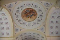 Basílica do santuário nacional da suposição da Virgem Maria abençoada, em Baltimore, Maryland imagens de stock