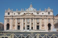Basílica do St. Peter Foto de Stock Royalty Free