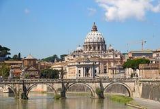 Basílica do St Peter imagem de stock royalty free
