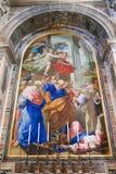 Basílica do St Peter, Vatican, Italy imagem de stock royalty free