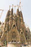 Basílica e igreja expiatória da família santamente Fotografia de Stock