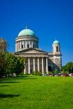 Basílica em Esztergom Foto de Stock
