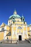 Basílica em GostyÅ foto de stock royalty free