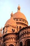 Basílica em Paris Fotos de Stock
